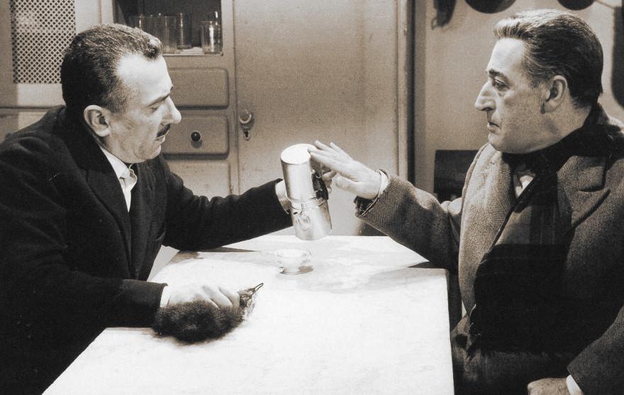 I napoletani e il caffé