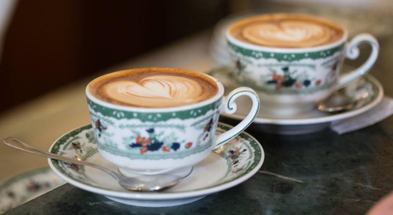 Quando il Caffé incontra il Latte
