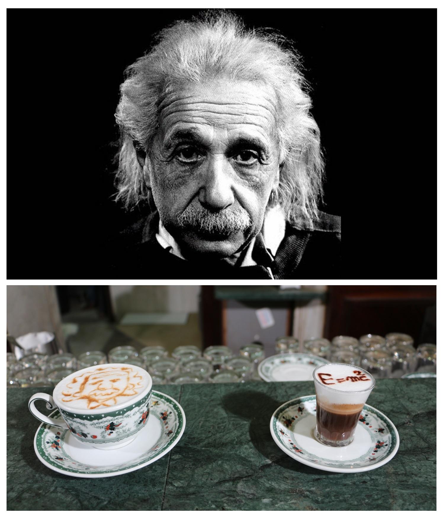 Il caffé Einstein