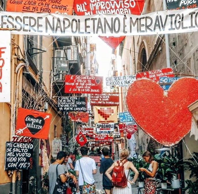 Neapolitan loves and coffee